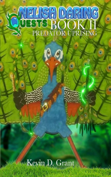 Book 2 - Nelish Daring Quests - Predator Uprising