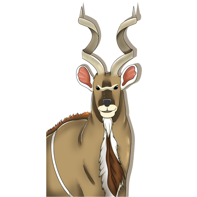 Mahato the Kudu