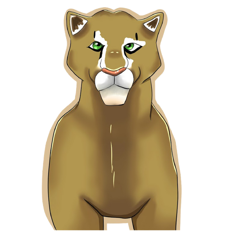 Sage the Cougar